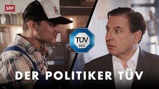 Politiker TÜV | Deville | SRF Comedy