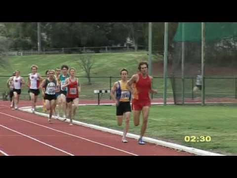 2008 Victorian Men's Mile Championship