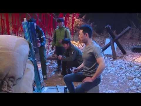 《真正男子汉》宣传片独家探班日记——张丰毅   Takes A Real Man Exclusive Promo: Captain Zhang Fengyi【湖南卫视官方版】