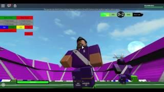 Roblox CGL | Season I | Monegotta Kings Vs Les Crudos Tigers