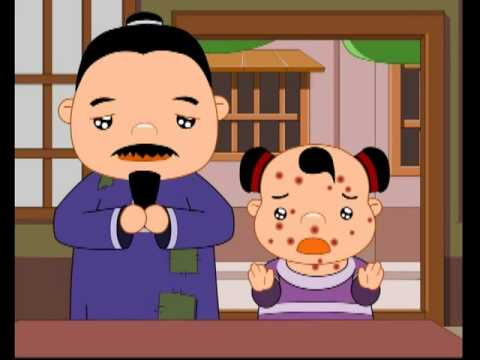 Phim Hoat Hinh (Cartoon) - Nhi Thap Tu Hieu - Tap 17 (24 Tap)