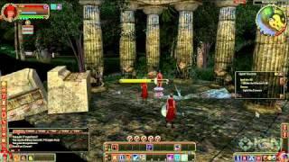Gods & Heroes: Rome Rising - Skeletons & Snakes Gameplay