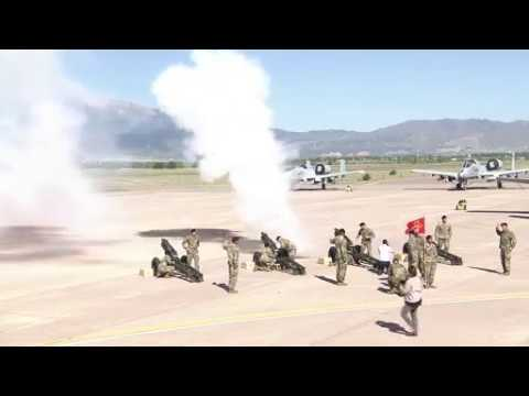 DFN:NORAD and USNORTHCOM Change of Command, PETERSON AIR FORCE BASE, CO, UNITED STATES, 05.24.2018