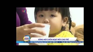 Trị nghẹt mũi, sổ mũi cho bé hiệu quả nhanh bằng bài thuốc dân gian
