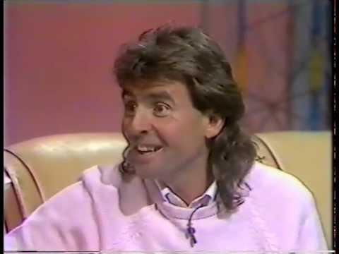 Davy Jones Interview Night Network UK TV (Monkees)