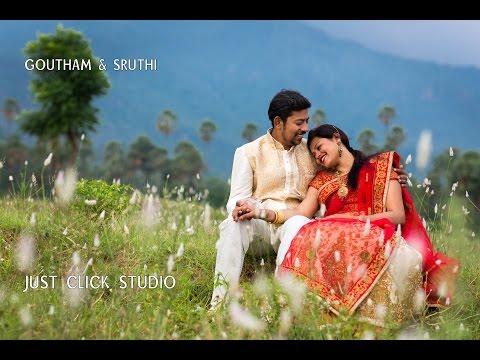 Gowtham & Shruthi Indian Tamil Nadar Wedding - YouTube