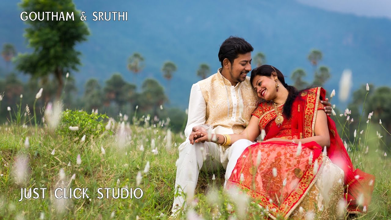 Gowtham & Shruthi Indian Tamil Nadar Wedding