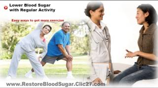 How To Lower Morning Blood Sugar  | High Blood Sugar In The Morning