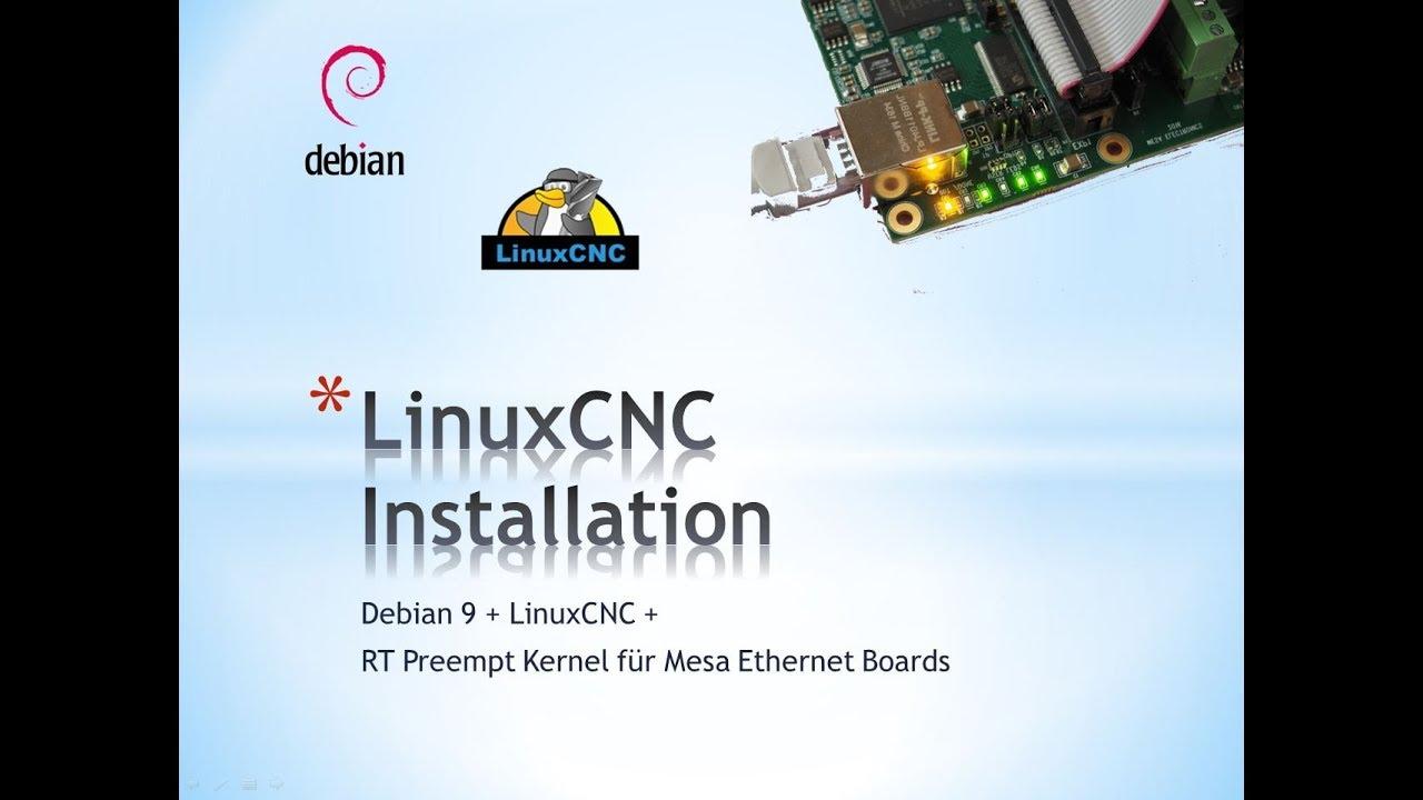 Download Lagu 19 Linuxcnc Mesa 7i76e 7i85 Ethernet Erste