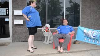 Michigan Dog Training Ice Bucket Challenge For Als