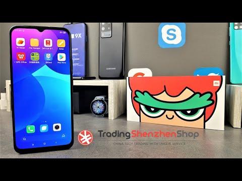 Xiaomi MI 10 Lite déballage et prise en main avant test