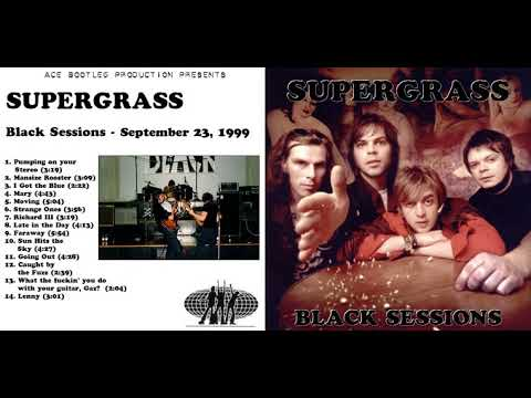 Supergrass - Pumping on Your Stereo (Black Session 23/9/1999)