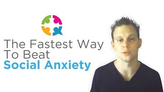 """The Fastest Way To Beat """"Social Anxiety"""" (Disorder) Using """"EFT"""" Tapping"""