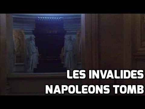 Paris Les Invalides: Napoleon's Tomb