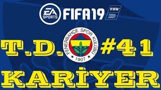 İKİ TAZE KAN TAKIMIMIZDA ARTIK ! FIFA 19 KARİYER MODU #41