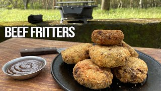 Beef Fritters recipe by the BBQ Pit Boys