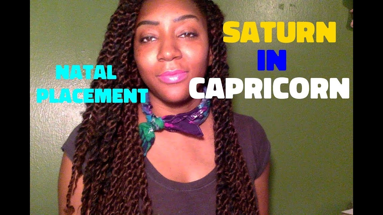Saturn In Capricorn Natal Placement