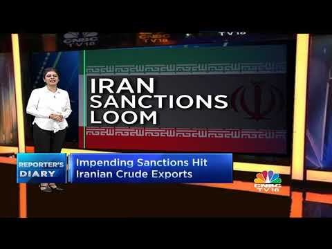 Oil Prices Up On Looming USA Sanctions On Iran