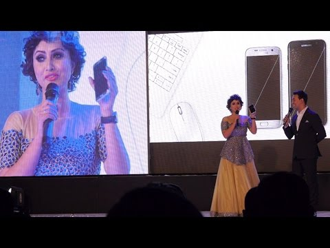 Samsung Galaxy S7 And S7 Edge Launch Event In Nepal