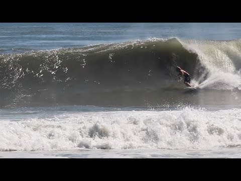 BIG WAVES on the Outer Banks