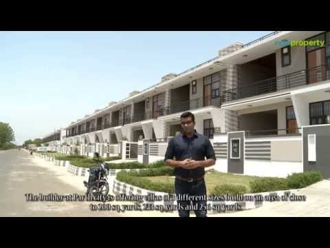 Parth City 3BHK Villas at Kalwar road, Jaipur - A Property Review by Indiaproperty