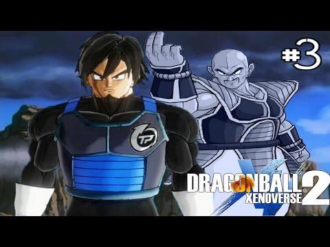 Dragon Ball Xenoverse 2 Episode 3: Ghost Nappa