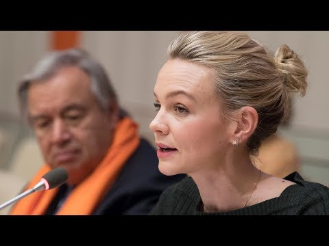 Carey Mulligan  International Day for the Elimination of Violence against Women