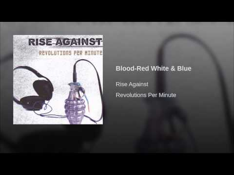 Blood-Red White & Blue
