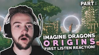 Imagine Dragons | Origins First Listen Reaction! | Part 1