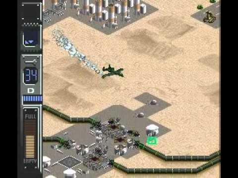 Air Strike Patrol (SNES) - Mission 7 (1/2)