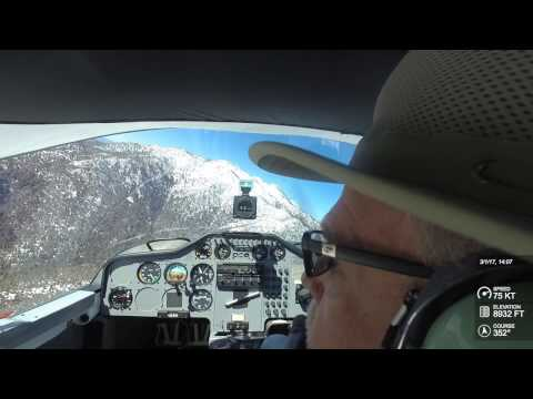 Scenic Motor Glider Ride at Palm Springs