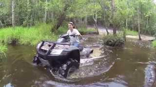 Honda Rincon Off Road (GOPRO EDIT)