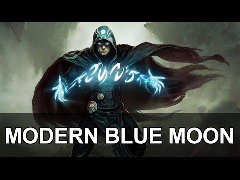 MTG Modern: Blue Moon - Feat. Rudy Briksza