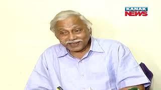 Panchanan Kanungo Wishes Good Health To CM Naveen Patnaik