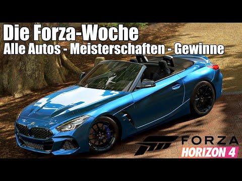 Forza Horizon 4 - Die Forza Woche - Alle Meisterschaften, Fahrzeuge und Gewinne (S7F) thumbnail