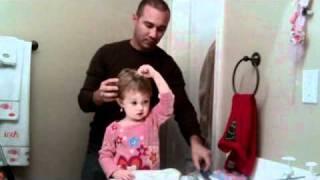 Ava's Haircut (2)