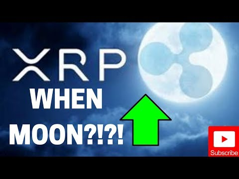 Ripple/XRP: When MOON?! Must Watch Until End