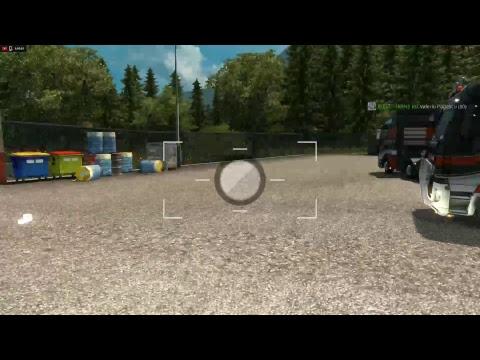 Euro Truck Simulator 2 - Firma WEST-TRANS ROMANIA la convoi