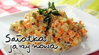 Sałatka jarzynowa | Smaczne-Przepisy.TV