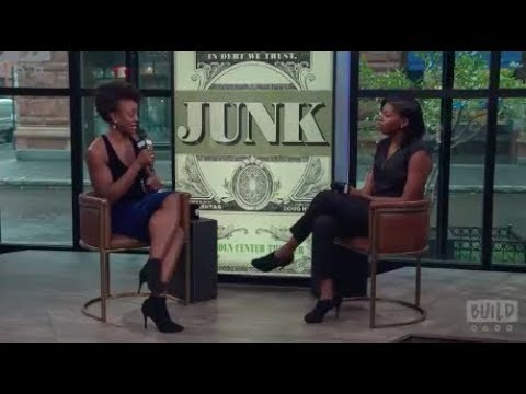 """Ito Aghayere Stops By To Chat About """"Junk"""""""