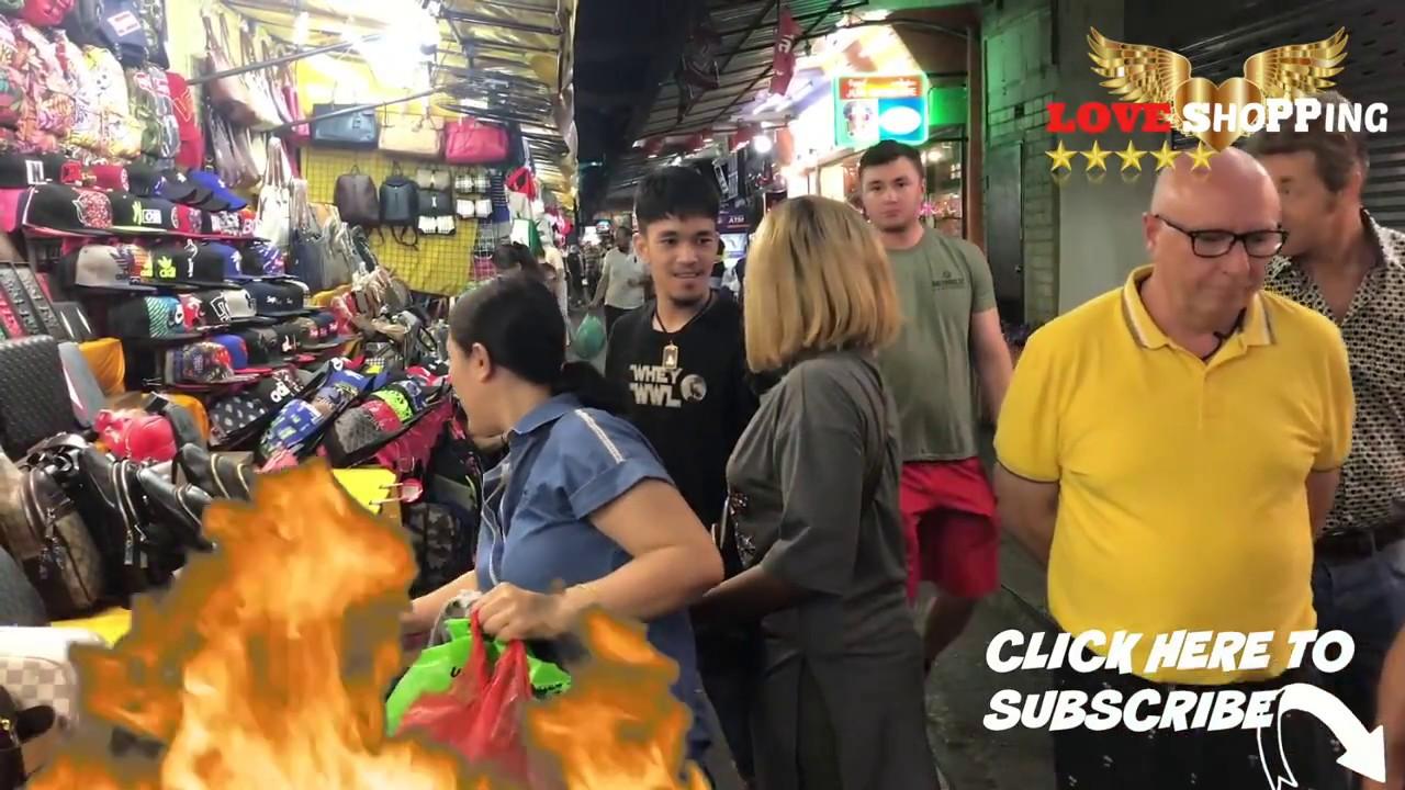 LOVE SHOPPING TRIP TO THAILAND PART 2
