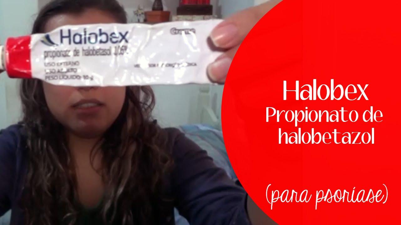 what is halobetasol propionate cream used for