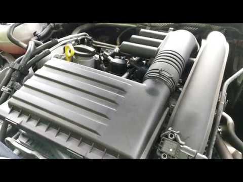 1 4 CZEA ACT 150hp , dogrzewanie katalizatora/catalytic converter heating process