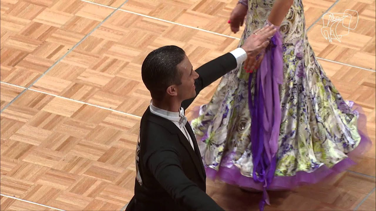 2017 Gs Std Hong Kong The Quarterfinal Reel Dancesport Total You