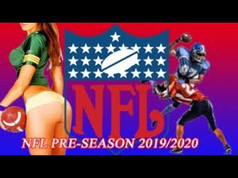 Detroit Lions vs New England Patriots NFL PRE-SEASON 2019/2020