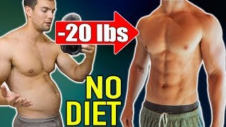 How I Lost 20lbs FAST Without Dieting | How to Approach Weight Loss