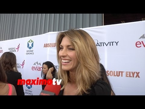 Dawn Olivieri On How Long She's Gone Without Changing Her Bra