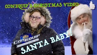 ConEquip Christmas Song - Santa Baby Construction Style