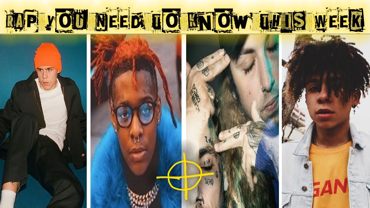 Rap Songs You NEED To Know This Week [UndergroundRaps #001]