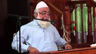 Pir Muhammad Amin ul Hasnat Shah- Masjid Bait-ul-Karam- October 8th,2011 Part 1/3